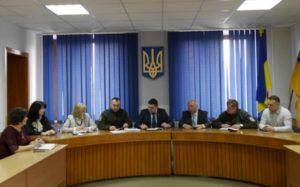 В Ужгородській міській раді відбулася нарада членів міської призовної комісії
