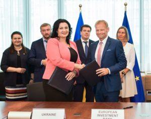 У 6 містах України підвищуватимуть безпеку доріг за кошти ЄС