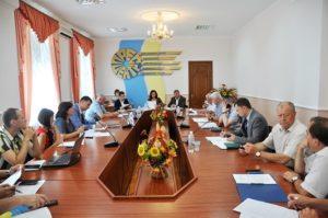Комісія Житомирської обласної ради з питань агропромислового комплексу