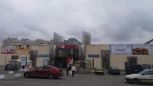 Львів. Кран