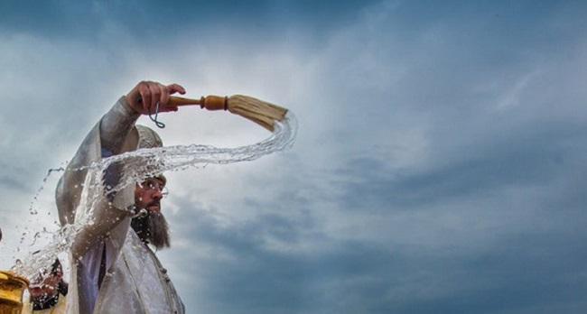 Окроплення водою